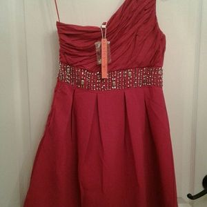 Beautiful  Red Formal Dress